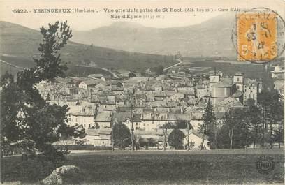 "CPA FRANCE 43 ""Yssingeaux, vue orientale prise de Saint Roch"""