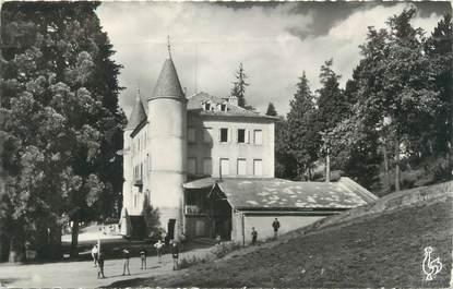"""CPSM FRANCE 43 """"Yssingeaux, le château de Montbarnier"""""""