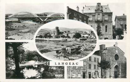 "CPA FRANCE 43 ""Langeac"""