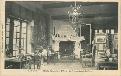"CPA FRANCE 86 ""Iteuil, moulin de Lizellier"""