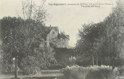 "CPA FRANCE 86 ""Nouillé, villa Régombert"""
