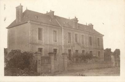 """CPA FRANCE 86 """"Saint Maurice près Gençay, l'hôtel de ville"""""""