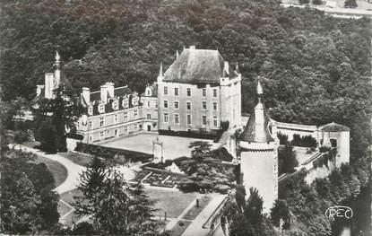 """CPSM FRANCE 86 """"Environs de Chauvigny, le château de Touffou"""""""