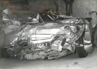 "PHOTO ORIGINALE DE PRESSE ""Accident auto"""
