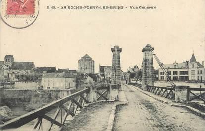 """CPA FRANCE 86 """"La Roche Posay les Bains, vue générale"""""""