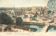 "86 Vienne CPA FRANCE 86 ""Poitiers, panorama pris du boulevard Aboville"""