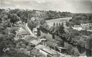 """86 Vienne CPA FRANCE 86 """"Poitiers, la vallée du Clain, et les Rochers du Porteau"""""""