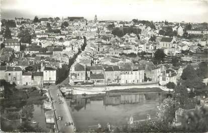 """CPA FRANCE 86 """"Poitiers, pont Joubert et vue générale"""""""