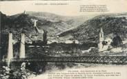 """04 Alpe De Haute Provence CPA FRANCE 04 """"Volonne, vue générale et le pont"""""""