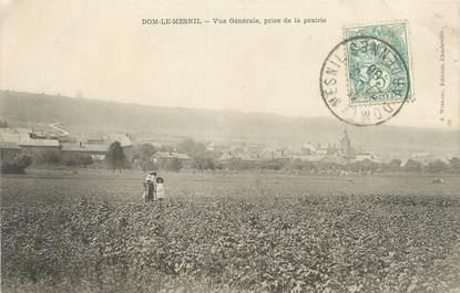 """CPA FRANCE 08 """"Dom Le Mesnil, vue générale"""""""