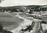 """13 Bouch Du Rhone CPSM FRANCE 13 """"Cassis, la plage et la jetée"""""""
