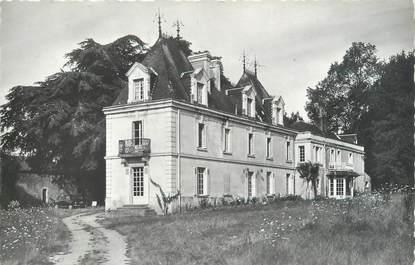 """CPSM FRANCE 37 """"Veretz, château Le Verger"""""""
