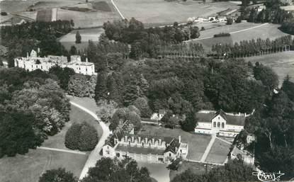 """CPSM FRANCE 37 """"Saint Epain, château de Montgoger"""""""