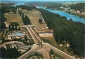 """37 Indre Et Loire CPSM FRANCE 37 """"Amboise, l'Ile d'Or, la piscine"""""""