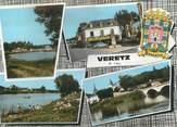 """37 Indre Et Loire CPSM FRANCE 37 """"Veretz"""""""