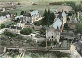 """37 Indre Et Loire CPSM FRANCE 37 """"Bourgueil, l'abbaye, vue d'ensemble""""'"""