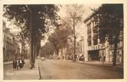 """37 Indre Et Loire CPA FRANCE 37 """"Tours, l'avenue de Grammont"""" / CITROEN"""