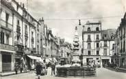 """37 Indre Et Loire CPSM FRANCE 37 """"Tours, la fontaine de Beaune"""""""