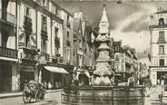 """37 Indre Et Loire CPSM FRANCE 37 """"Tours, fontaine de Beaune"""""""