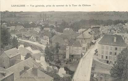 """CPA FRANCE 03 """"Lapalisse, vue générale"""""""