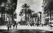 """Tunisie CPSM TUNISIE """"Tunis, Place de la Résidence"""""""
