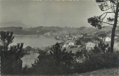 "CPSM FRANCE 83 ""Le Pradet, la Garonne plage"""