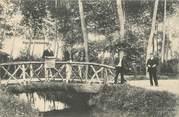 """89 Yonne CPA FRANCE 89 """"Auxerre, parc de l'arbre sec"""""""