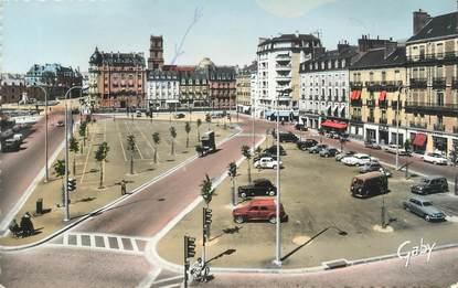 "CPSM FRANCE 35 ""Rennes, place Bretagne"""