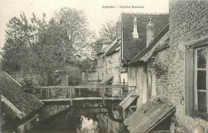 """CPA FRANCE 27 """"Gisors, vieilles maisons"""""""