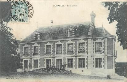 """CPA FRANCE 27 """"Bouafles, le château"""""""