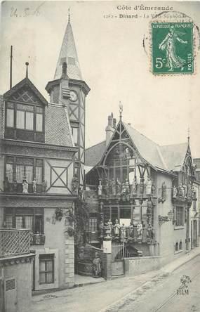 """CPA FRANCE 35 """"Dinard, la villa Sunnyside"""""""