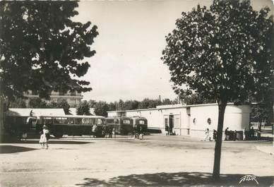 """CPSM FRANCE 56 """"Lorient, gare routière"""" / BUS"""