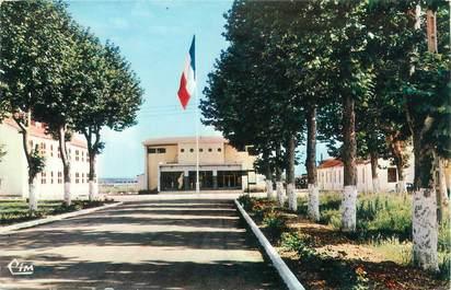 """CPSM FRANCE 01 """"Camp de la Valbonne"""" / CINEMA"""