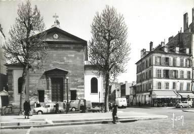 """CPSM FRANCE 92 """"Neuilly sur Seine, église Saint Jean Baptiste"""""""