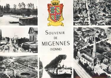 "CPSM FRANCE 89 ""Migennes"""