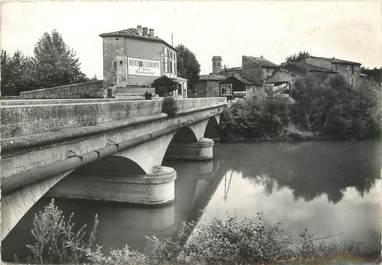 """CPSM FRANCE 84 """"Sorgues, le pont sur l'Ouvèze"""""""