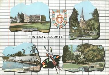 "CPSM FRANCE 85 ""Fontenay le Comte """