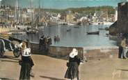 "29 Finistere CPSM FRANCE 29 ""Concarneau, le port """