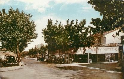 """CPA FRANCE 83 """"La Londe Les Maures, avenue G Clémenceau"""""""