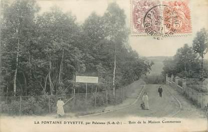 """CPA FRANCE 91 """"Palaiseau, bois de la maison Commereau"""""""