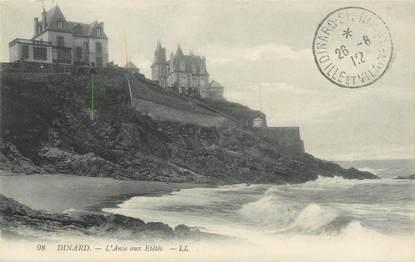 """CPA FRANCE 35 """"Dinard, l'Anse aux Etétés"""""""