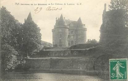 """CPA FRANCE 35 """"Château de Landal"""""""