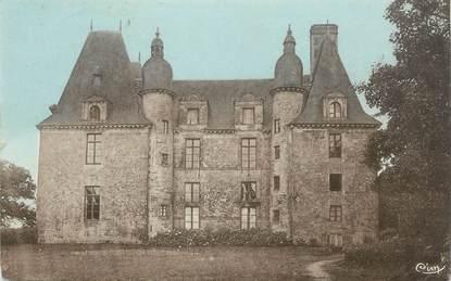 """CPA FRANCE 35 """"La Chapelle Chaussée, le château"""""""