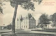 """35 Ille Et Vilaine CPA FRANCE 35 """"Vitré, château du Bois Bide au Comte de Pontavice"""""""