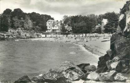 """CPSM FRANCE 35 """"Saint Briac sur Mer, la plage de la Salinette"""""""