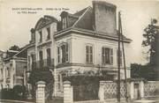 """35 Ille Et Vilaine CPA FRANCE 35 """"Saint Servan sur Mer, hôtel de la poste"""""""
