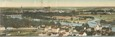 "CPA PANORAMIQUE FRANCE 57 ""Metz, panorama """