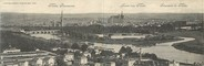 """57 Moselle CPA PANORAMIQUE FRANCE 57 """"Panorama de Metz"""""""