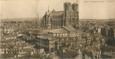 "CPA PANORAMIQUE FRANCE 51 ""Reims, panorama de Reims"""
