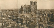 "51 Marne CPA PANORAMIQUE FRANCE 51 ""Reims, panorama de Reims"""